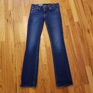 AG Ballad Slim Bootcut Jeans